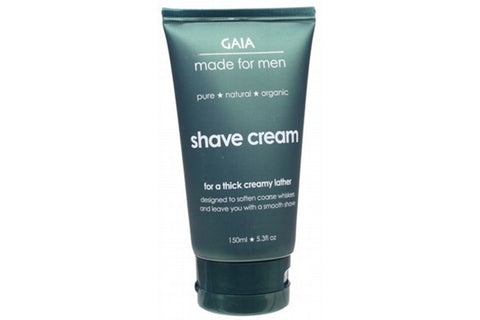 Shave Cream 150ml - Gaia