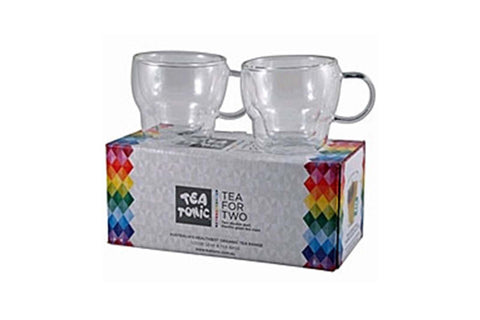 Tea For Two Tea Cups - Tea Tonic