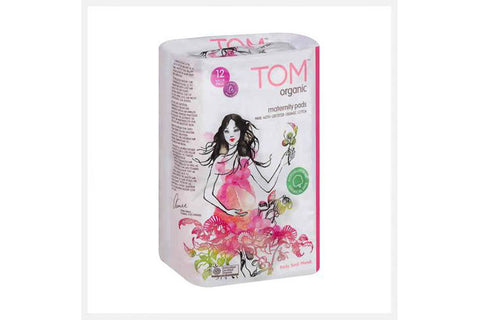 Maternity Pads 12 pack - TOM