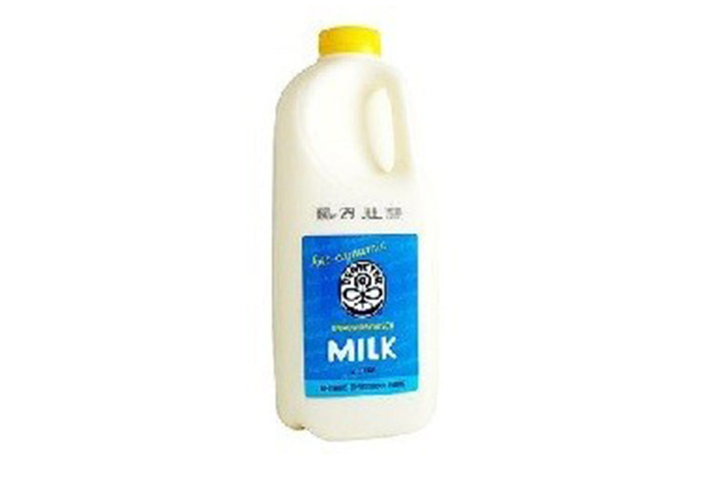 2L Biodynamic Unhomogenised Milk