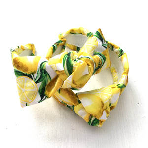 Lemoncello  Headband CHOOSE STYLE