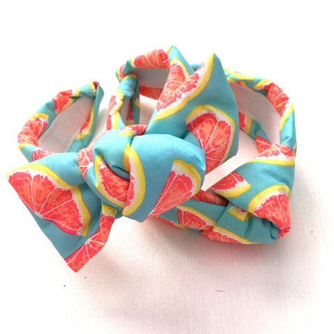 Great Fruit  Headband CHOOSE STYLE