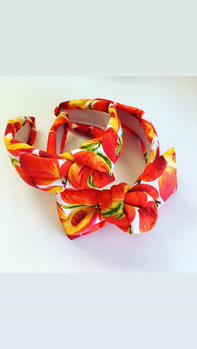 Just Peachy Headband - Choose Style