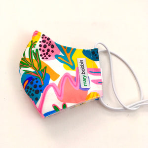 Face Mask - Coral Reef