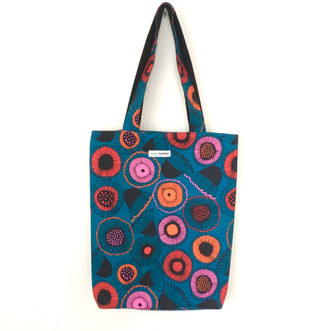 Gum Blossoms Tote Bag
