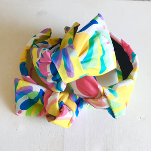 Kaleidoscope  Headband - CHOOSE STYLE