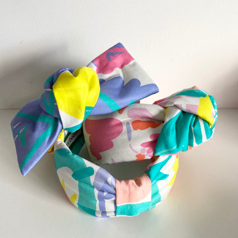 Pastel Playtime Headband - CHOOSE STYLE