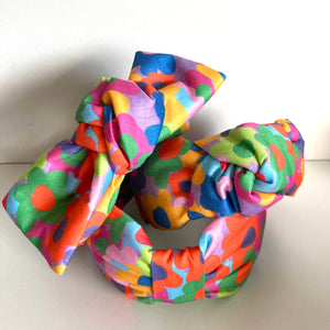 Flower Power Headband - CHOOSE STYLE