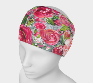 Love and Roses Headband