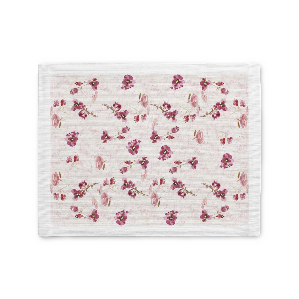 Spring Plum Placemat - Dreams After All