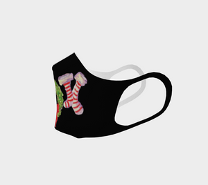 Joy Stockings Black Mask