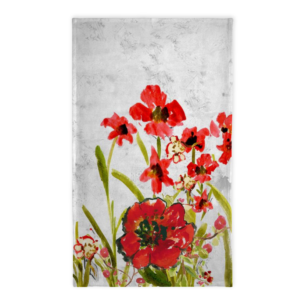 Ruby Callista Tea Towel