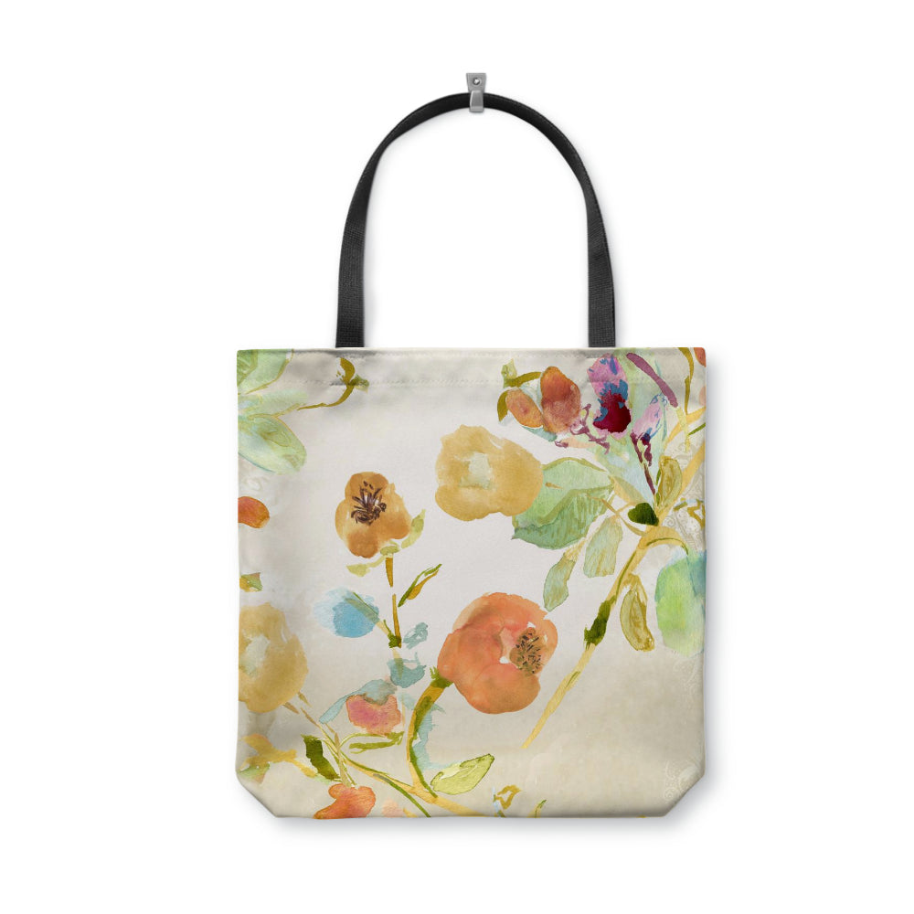 Oh Carolina Tote Bag With Woven Handles - totes - Dreams After All