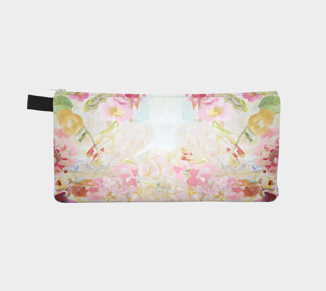 Mom's Pastel Small Accessory Pouch