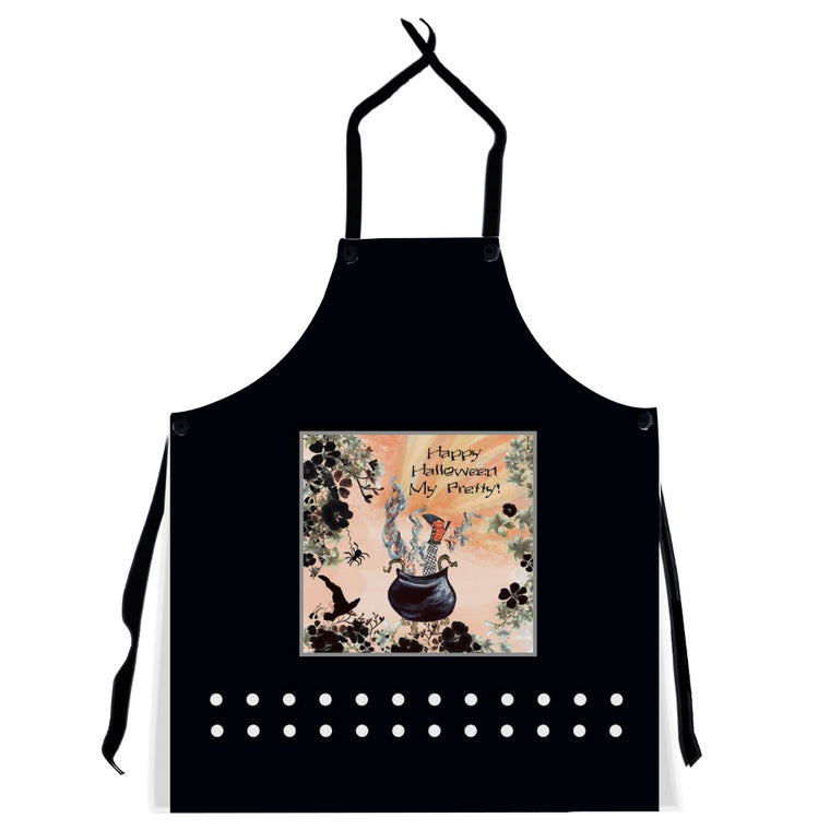 Halloween My Pretty Apron - Apron - Dreams After All