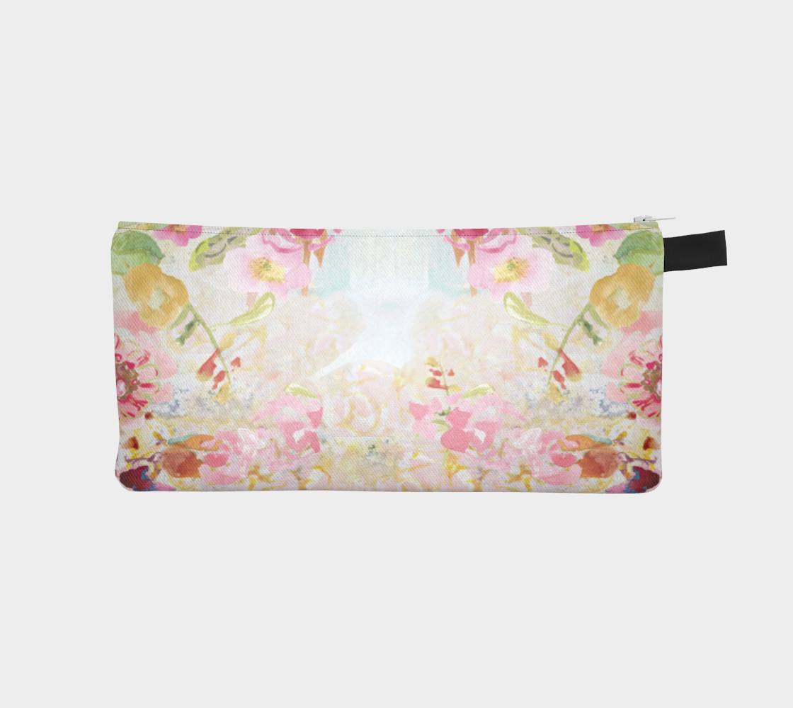 Mom's Pastel Pencil Bag