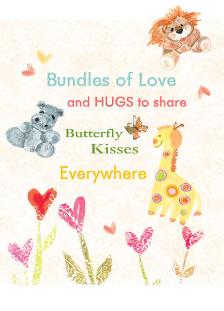 Baby Hugs and Kisses - Dreams After All