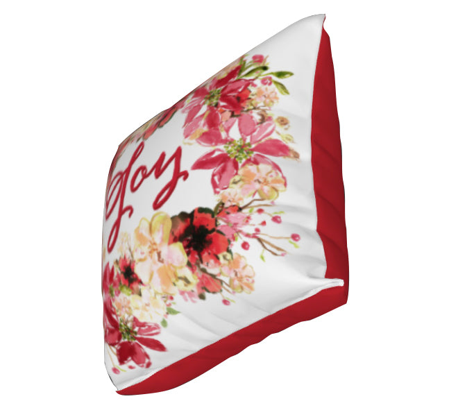 JOY Square Throw Pillow - COVER ONLY - Pillow - Dreams After All
