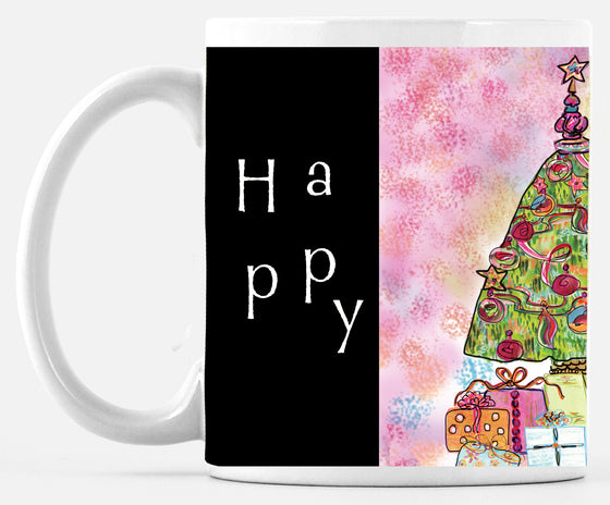 Happy Holidays To You! - Mugs - Dreams After All