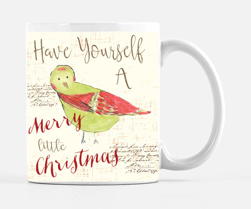 Have Yourself a Merry Little Christmas - Mugs - Dreams After All