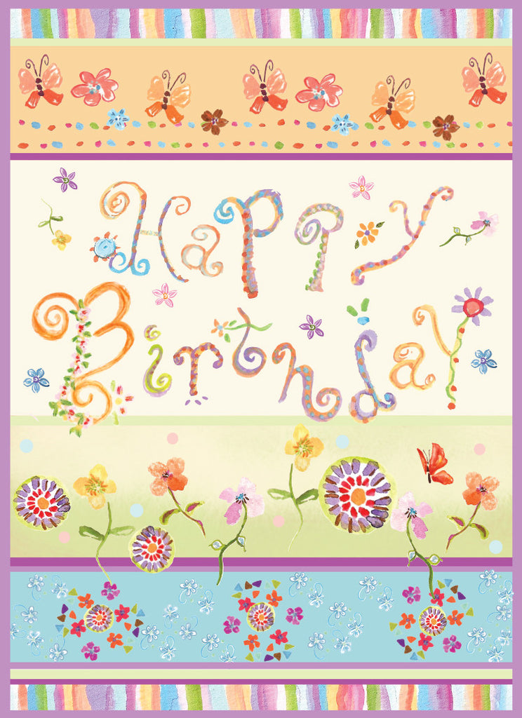 Happy Birthday Fun Greeting Card - Greeting Card - Dreams After All