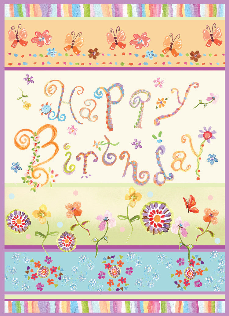 Happy Birthday Fun Greeting Card