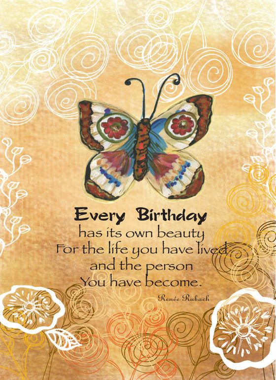 You Have Become Birthday Card - Greeting Card - Dreams After All