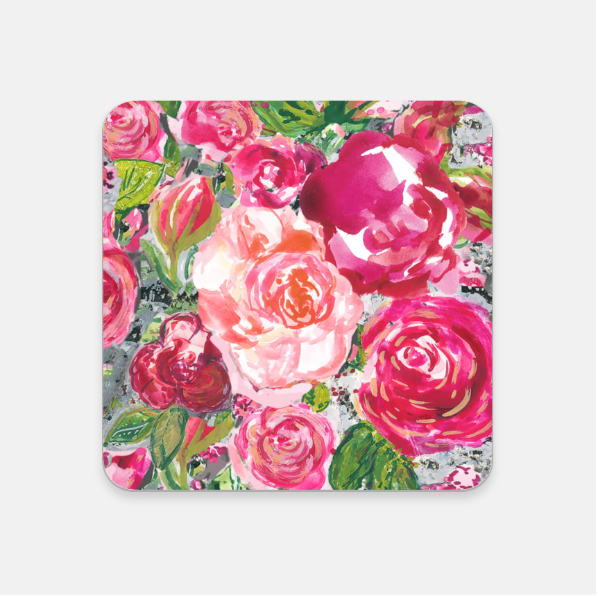 Coaster - Big Multi Roses - Dreams After All