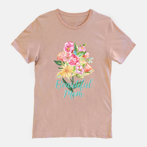 Beautiful Mom Orchid T-Shirt