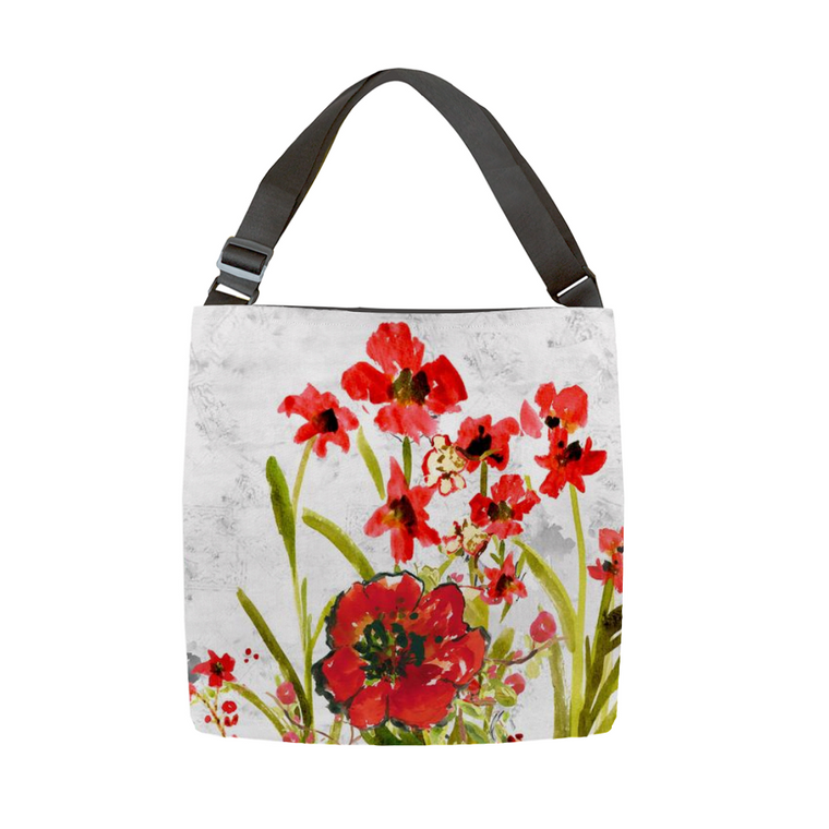 Ruby Callista Tote With Adjustable Handle - totes - Dreams After All