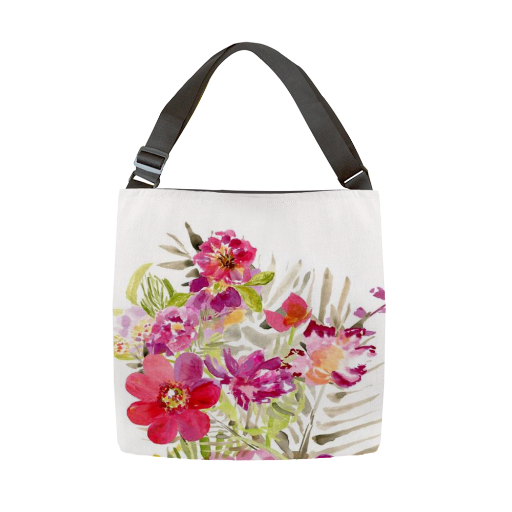 Renée Tote With Adjustable Handle - totes - Dreams After All