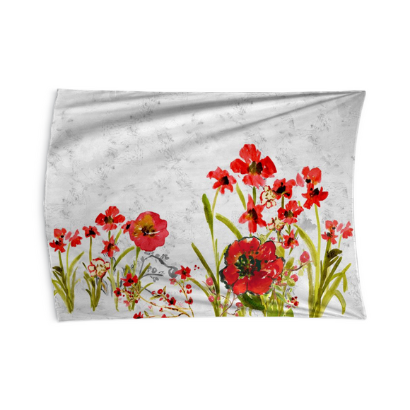 Ruby Callista Wall Tapestry Indoor - Wall Art - Dreams After All