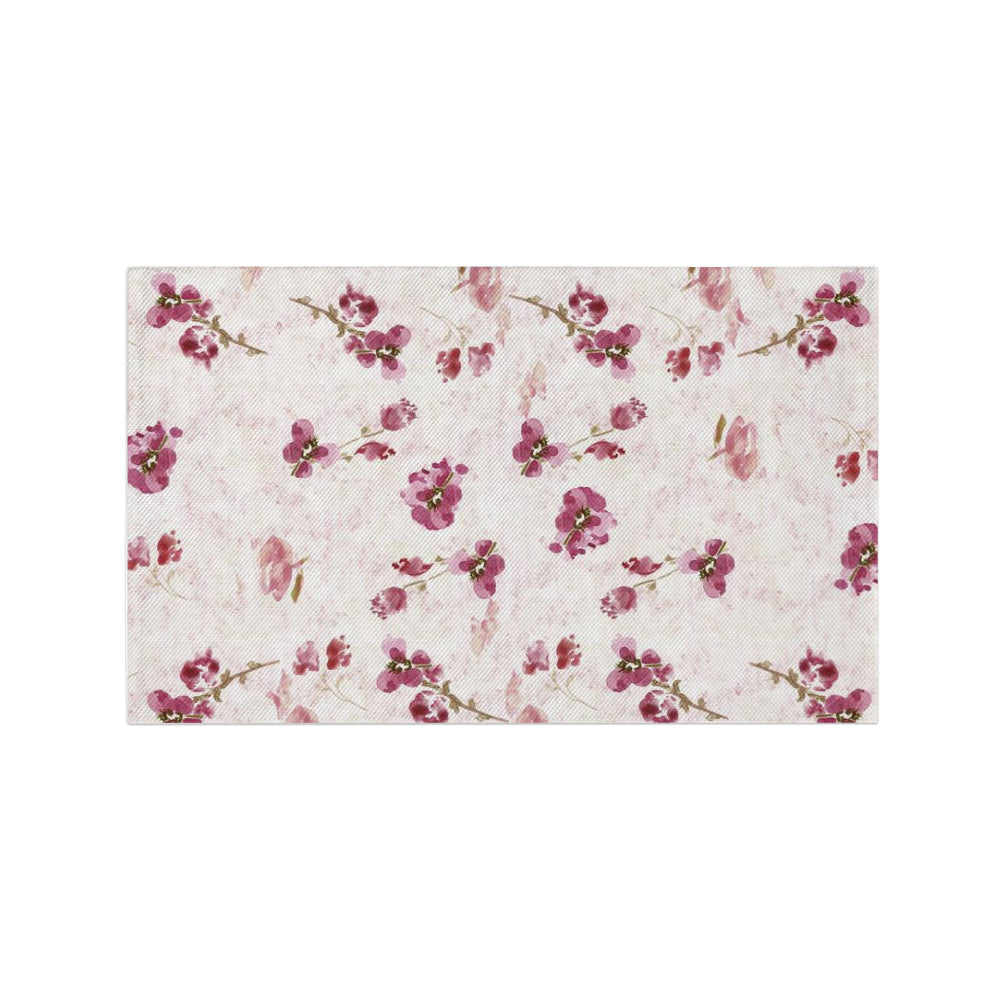 Spring Plum Dobby Rug - Home Goods - Dreams After All