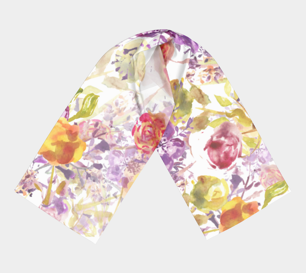 Dahlilah Bold Long Scarf - Dreams After All