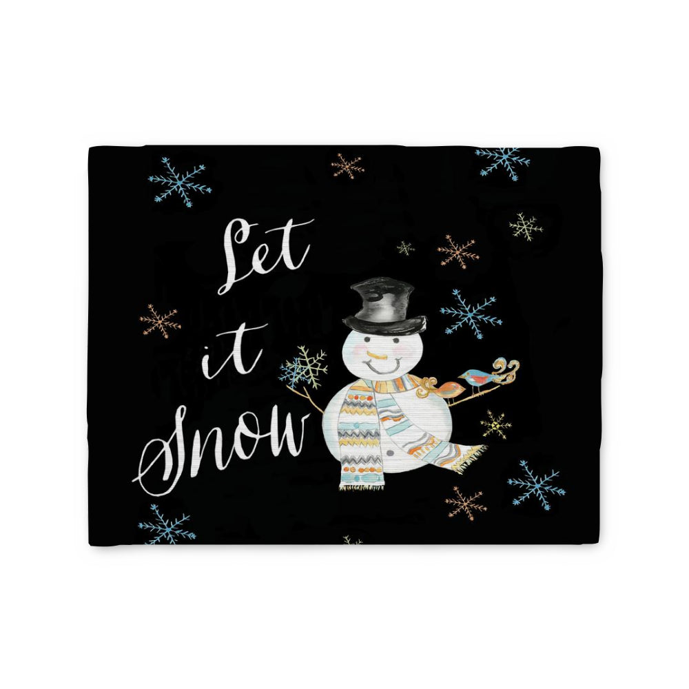 Let It Snow Placemats - Home Goods - Dreams After All