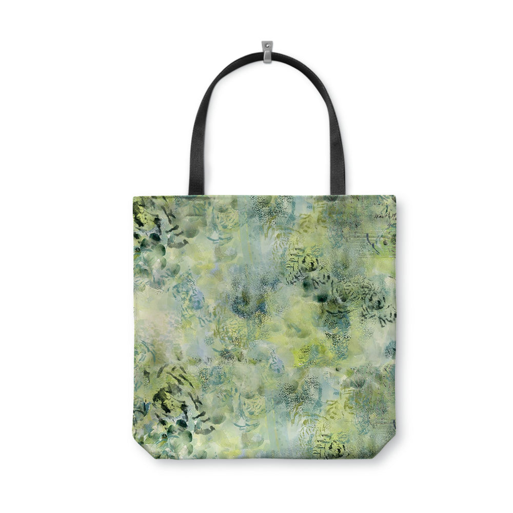 Grassroots Tote Bag With Woven Handles - Dreams After All