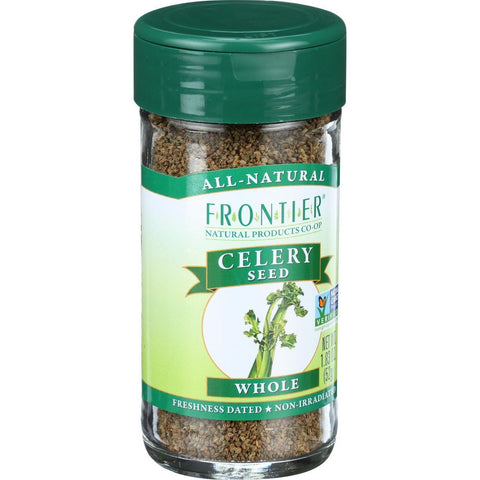 Frontier Herb Celery Seed - Whole - 1.83 Oz - exploreLOHAS