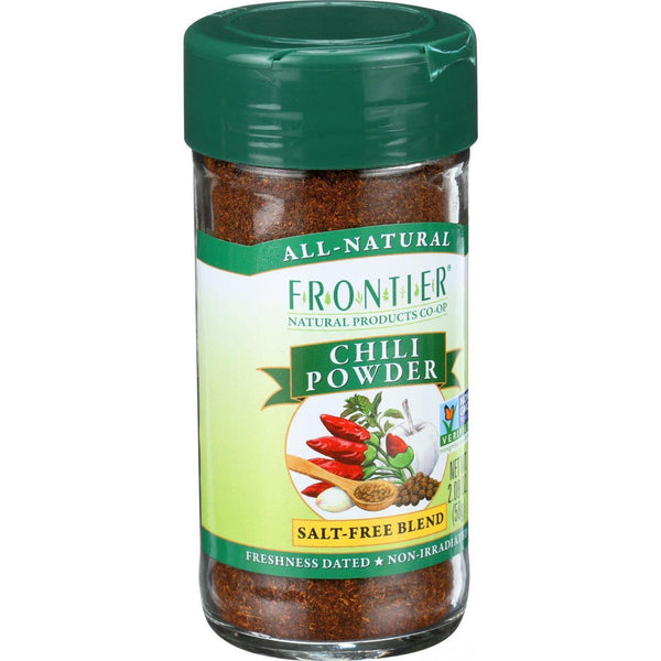 Frontier Herb Chili Powder Seasoning Blend - 2.08 Oz - exploreLOHAS