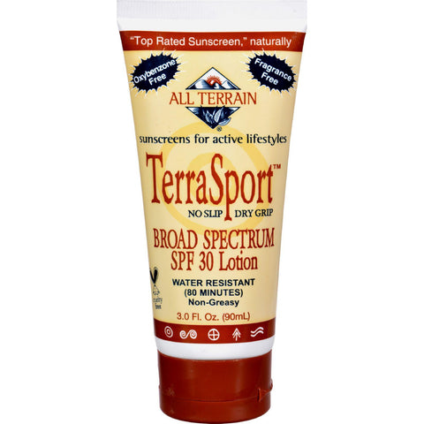 All Terrain Terrasport Spf 30 Sunscreen - 3 Fl Oz - exploreLOHAS