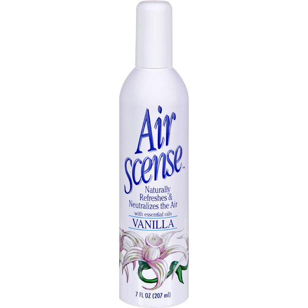 Air Scense Air Freshener - Vanilla - Case Of 4 - 7 Oz - exploreLOHAS