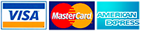 We accept Visa MasterCard American Express - Air Purifiers Direct