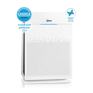 WINIX ZERO+ Pro 5 Stage Air Purifier - model AUS-1250AZPU - Buy from Air Purifiers Direct www.airpurifiersdirect.com.au