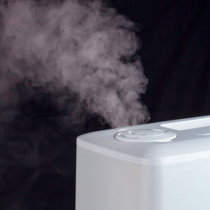Ionmax ION90 Ultrasonic Hybrid Humidifier with UV - Air Purifiers Direct