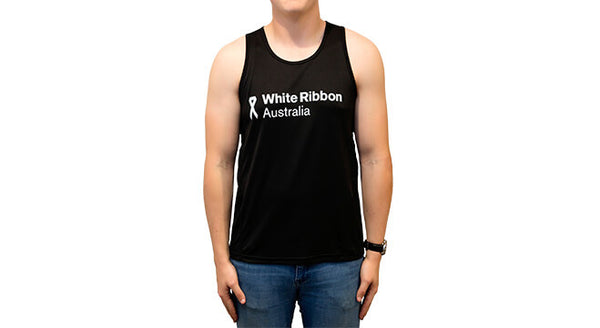 Stand Up Speak Out Singlet (Mens)