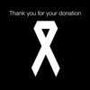 $50 Donation to White Ribbon Australia - Thank you