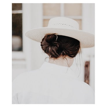 Simple Bun Pin