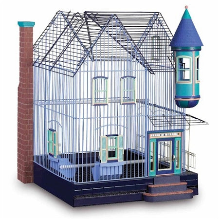 Victorian Featherstone Heights Bird Cage