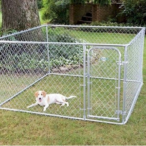 Dog Kennel Box Dog Pen System