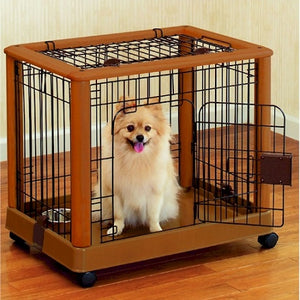 Small Mobile Pet Pen