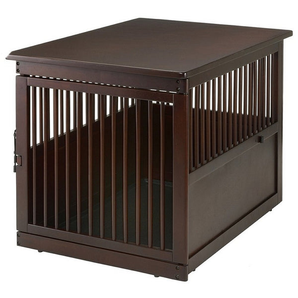 Large Richell Dog Crate End